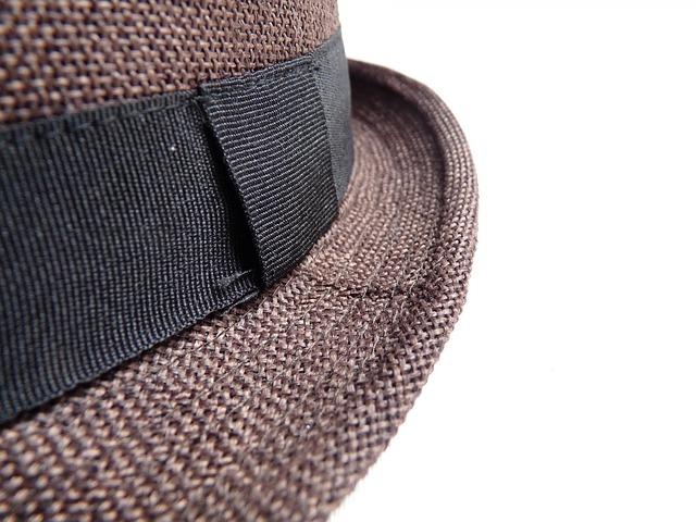 ladies fedora hat