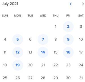Jennifer Navarrete's calendar to book a Discovery Call